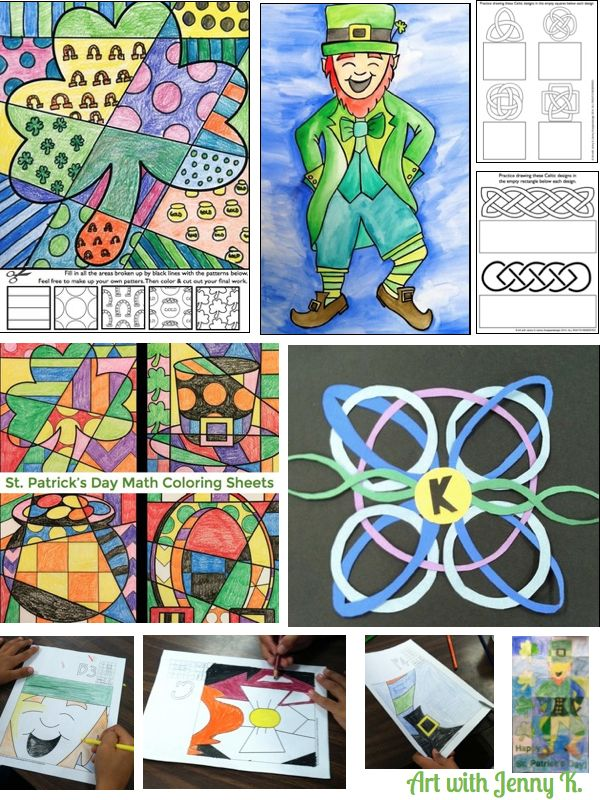 The 11 best images about Holidays St Patricks Day on Pinterest - best of easy multiplication coloring pages