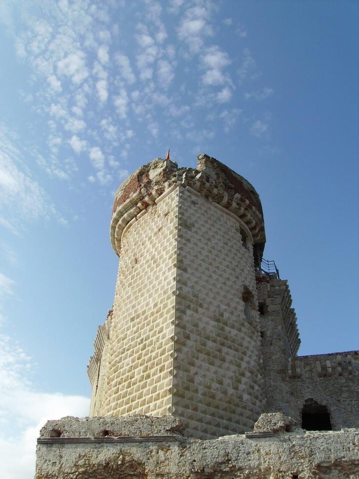 Torre dei diamanti, Castel Gavone (Finale Ligure, Liguria)