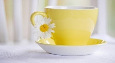 ❤: Sunshine Yellow, Tea Time, Mellow Yellow, Daisy, Tea Cups, Morning, Teacups, Teatime
