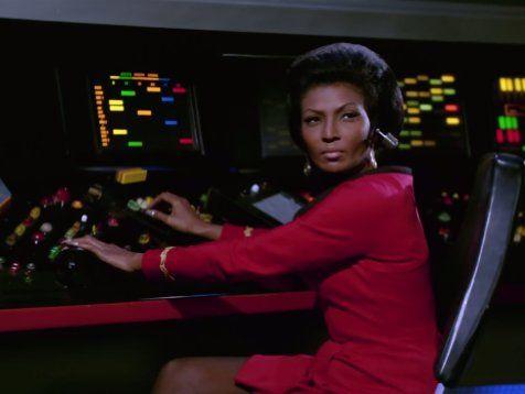 Nichelle Nichols in Star Trek (1966)