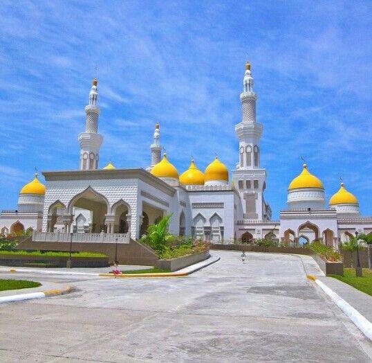 Sultan Haji in the Philippines