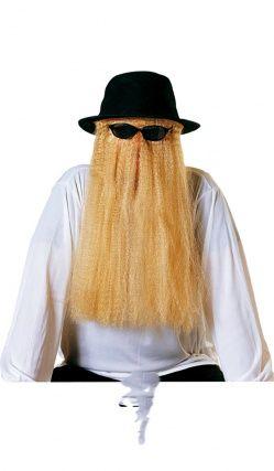 ou essayer des perruques Si vous voulez en porter une pour une blague, une farce ou pour essayer si vous voulez seulement la porter pour quelques heures, vous pouvez essayer de mettre un ruban adhésif pour perruques ou un ruban adhésif médical double-face.