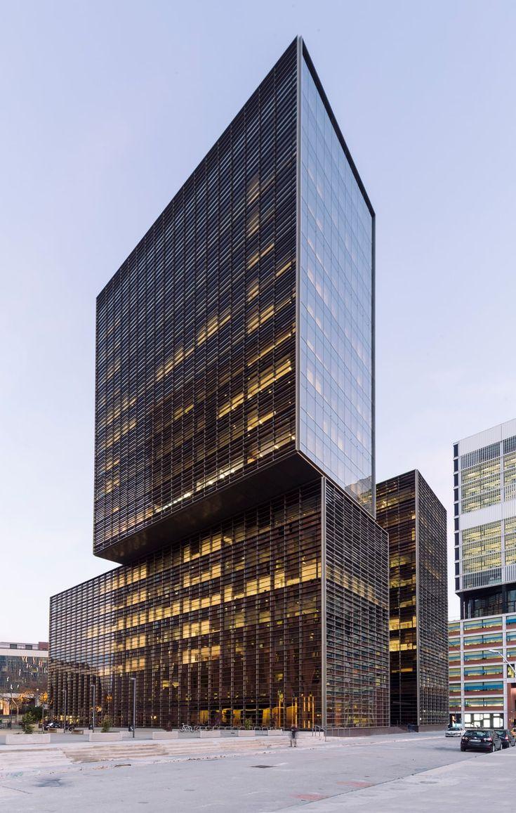 Cuatrecasas lawyers Headquarters on Architizer