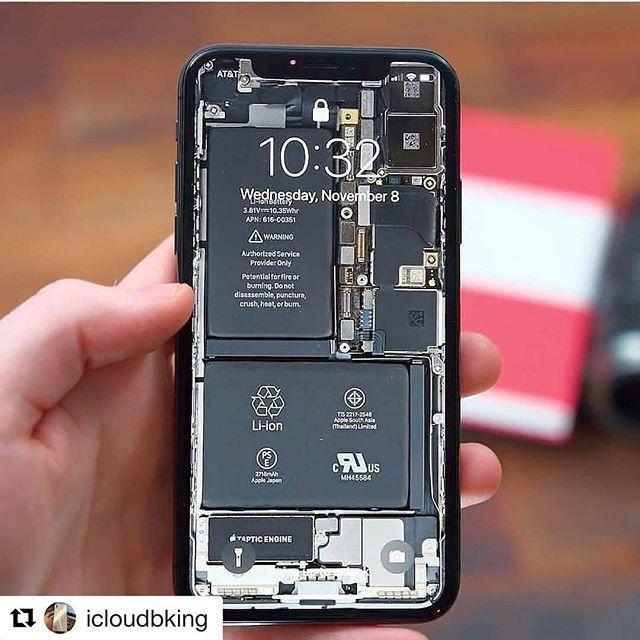 Transparent Tech Apple Iphone Iphonex Iphone10 Iphone 10 Phone Blackberry Phone