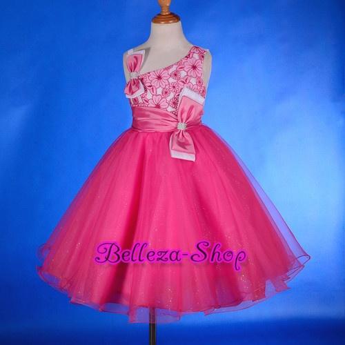 pink fg dress