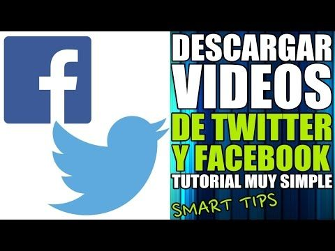 Descargar videos de Twitter y Facebook | SMART TIPS | -   Social Media packages at a fraction of the cost! Outsource! Check our PRICING! #socialmarketing #socialmedia #socialmediamanager #social #manager Como bajar facilmente videos de Twitter y Facebook de forma muy simple.  - #TwitterTips