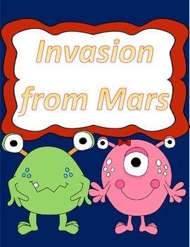 invasion from mars journeys - photo #1