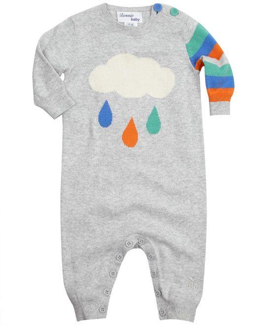bonnie baby cloud playsuit