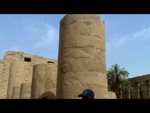 Egypt. Luxor. Temple Karnak. Храм Карнак. Луксор. Египет