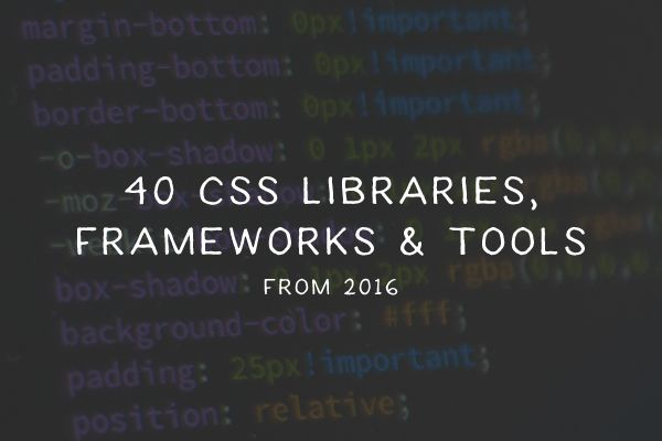 These CSS resources have been built to make our lives easier, and all offer a clear learning window into those CSS properties you may not fully understand.