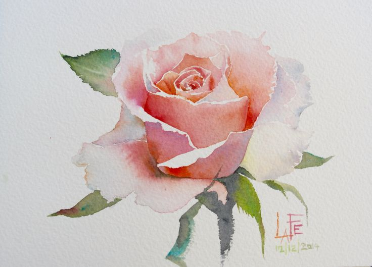 Watercolor without Drawing by LaFe                                                                                                                                                                                 More