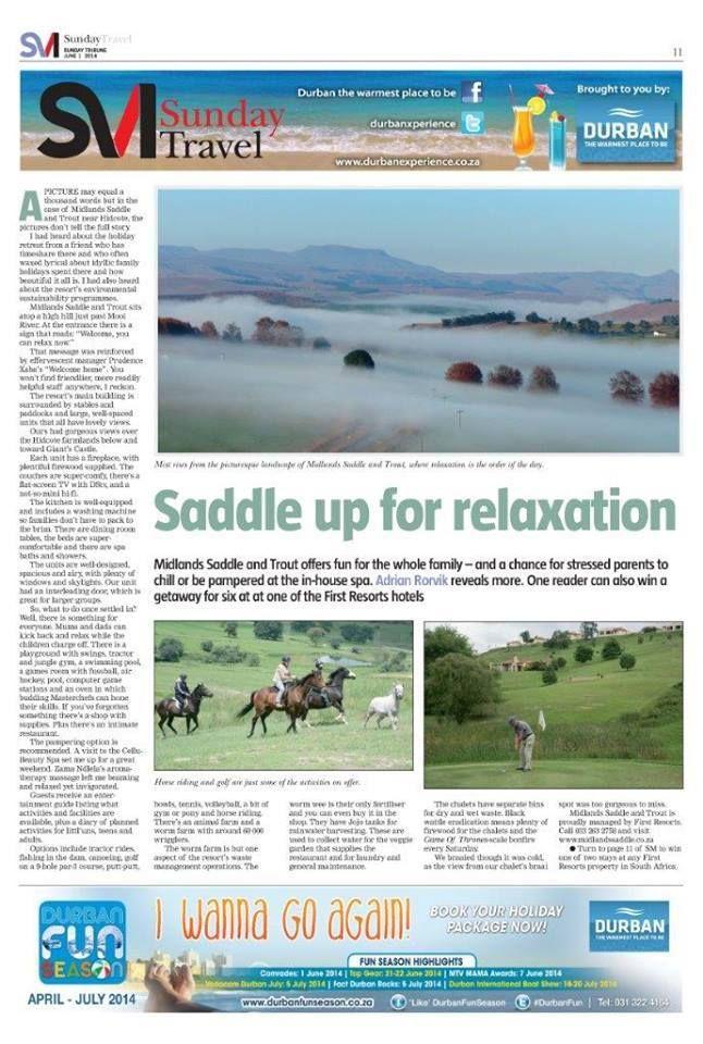 The Midlands Saddle & Trout Resort