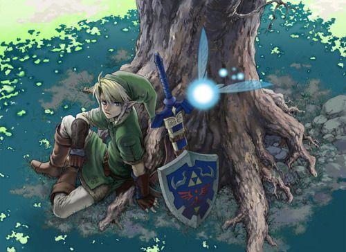 ❧ [Link and Navi]