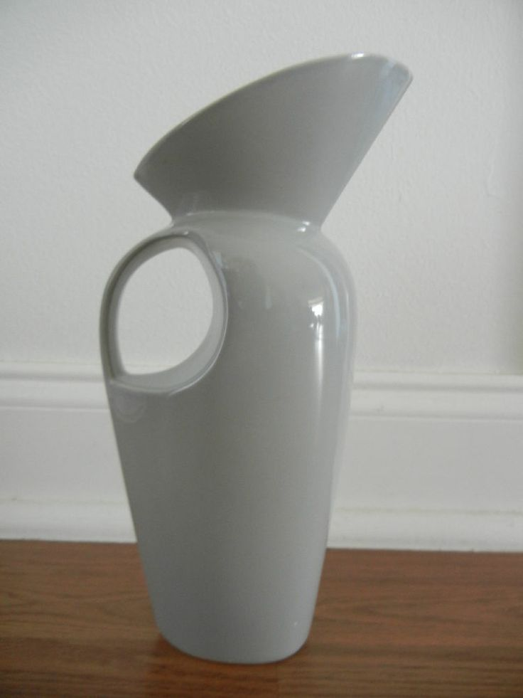 Modern Ceramic Pitcher