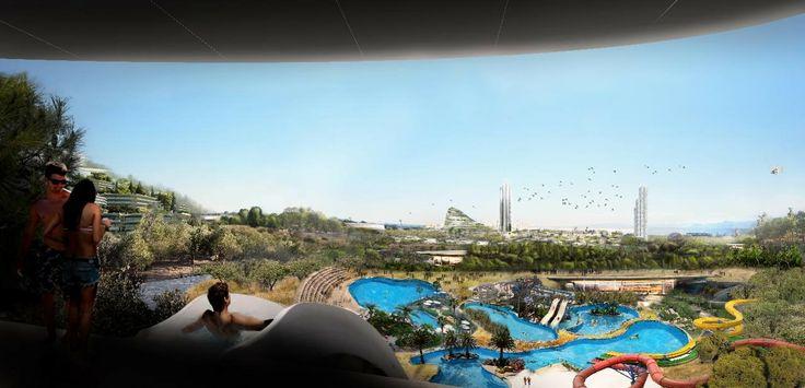 Airport Theme Park bit.ly/1p8FPei #Hellinikon_Project