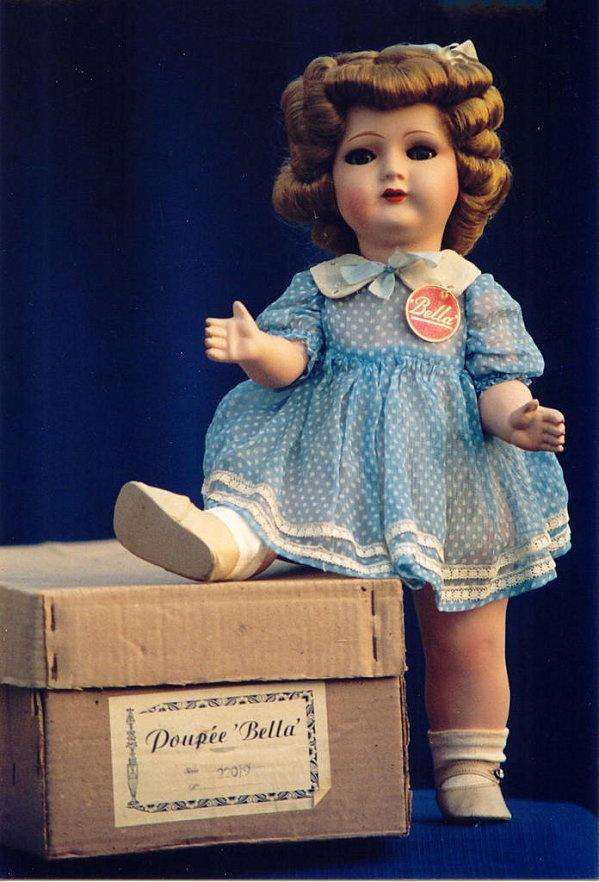 Bella doll.