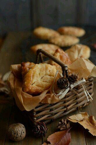 Autumn pastries