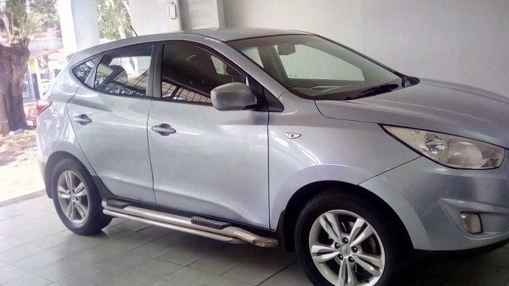 HYUNDAI IX35 with central locking system airbag electric windows  power steering in good condition call