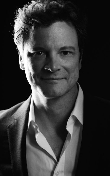 Colin Firth by Lorenzo Agius                                                                                                                                                                                 Plus
