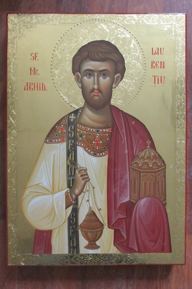 Άγιος Λαυρέντιος / Saint Laurence