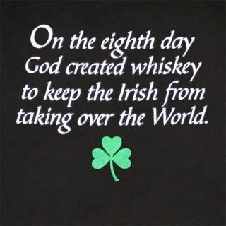 Where does whiskey day fall in the week?   Someone has been holding out on me.