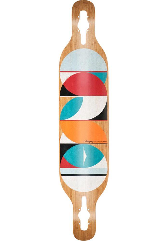 Loaded Dervish-Sama-2015-Flex-1 - titus-shop.com  #DeckLongboard #Skateboard #titus #titusskateshop