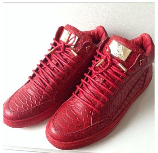 Mason Garments Red