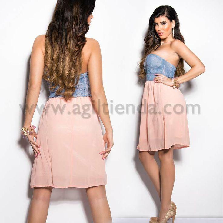 15 best Vestidos de fiesta images on Pinterest | Party dresses ...
