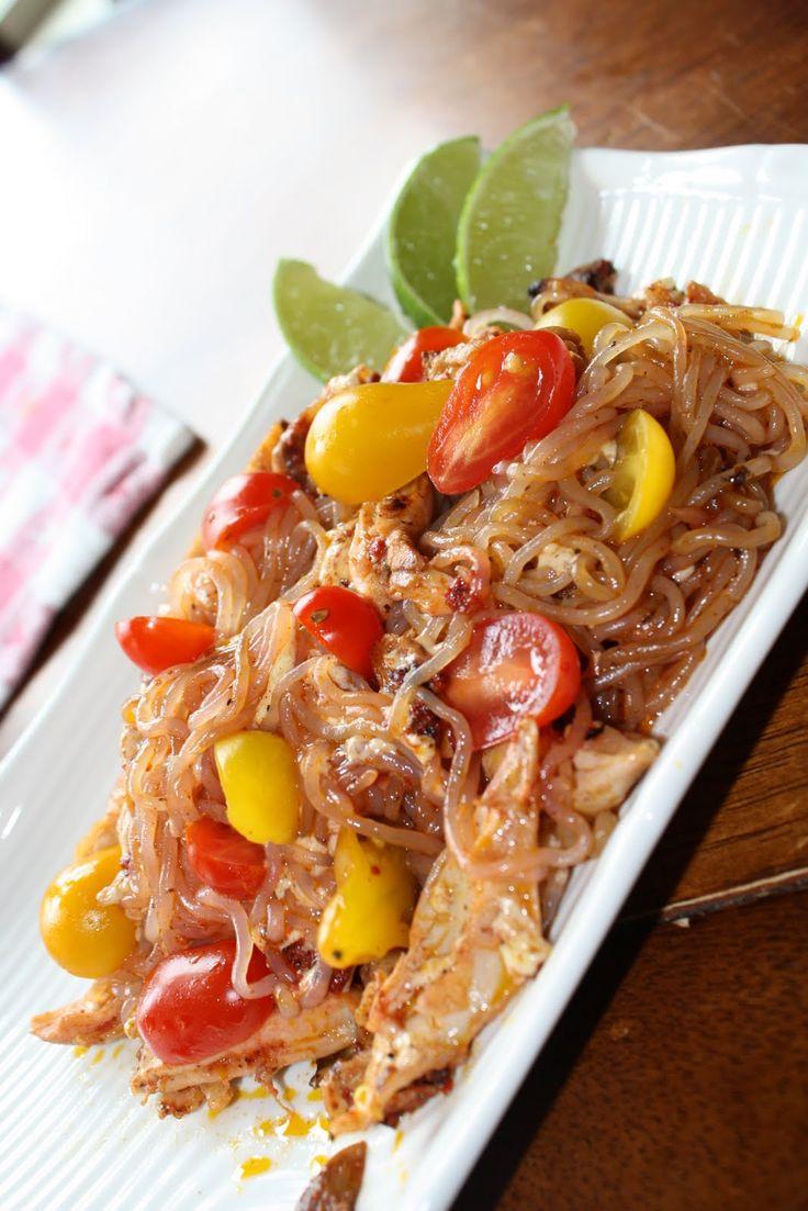Miracle Noodles (no carbs!)