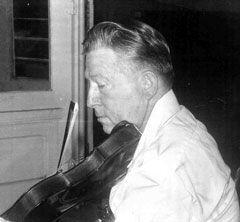 Preston Steadman, Country Fiddler http://louisianafolklife.nsula.edu/artist-biographies/profiles/199