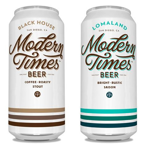 combination / Modern Times Beer