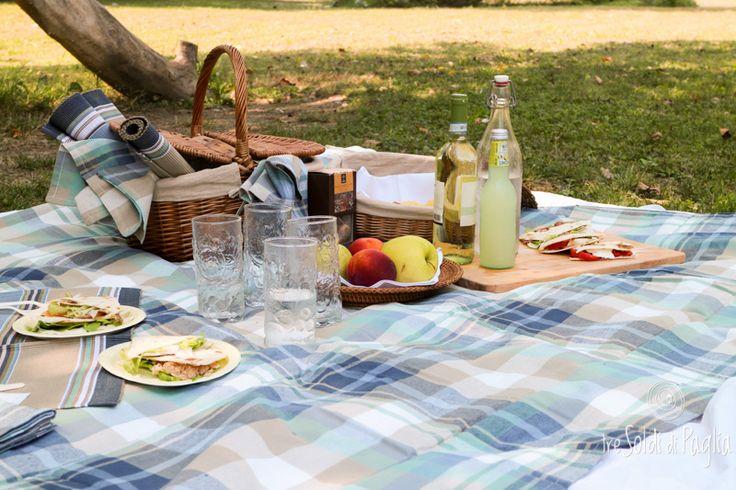 Il picnic di ferragosto! | Tre soldi di paglia