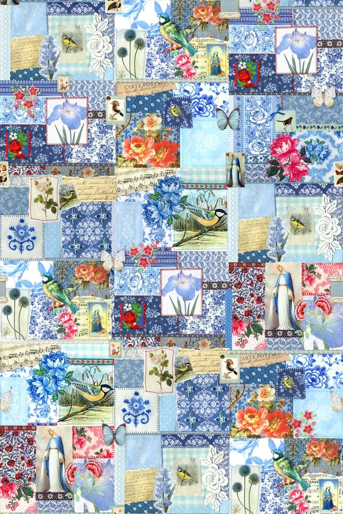 If I was rich, I would have every room in my house covered with Pip Studio wallpaper.