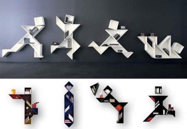 creative-bookshelves-designs-04.jpg (605×417)