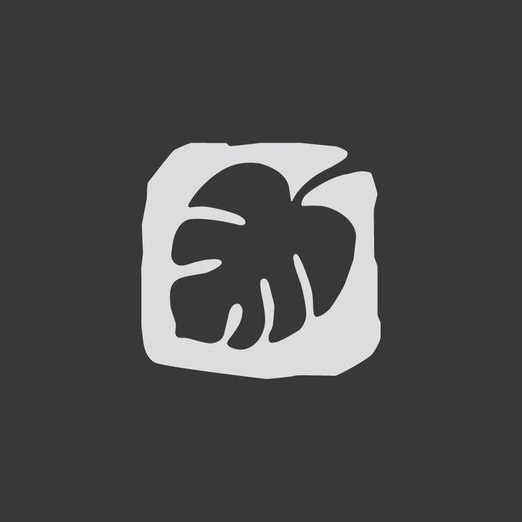 Logo Design. Bridge Farm Nurseries. Designed by White is Black.