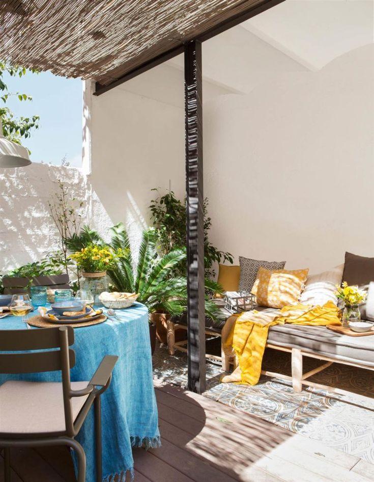 Mantel Azul, Azul Tiffany, Dream Furniture, Interior Garden, Home Hardware, Coastal Living, Home Decor Inspiration, Ladder Decor, Gardens