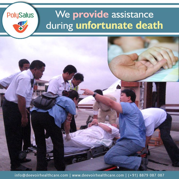 We help in #hassleFree #transportation of #mortal remains in case of a death. #Polysalus #dEEVOiR #HealthCare