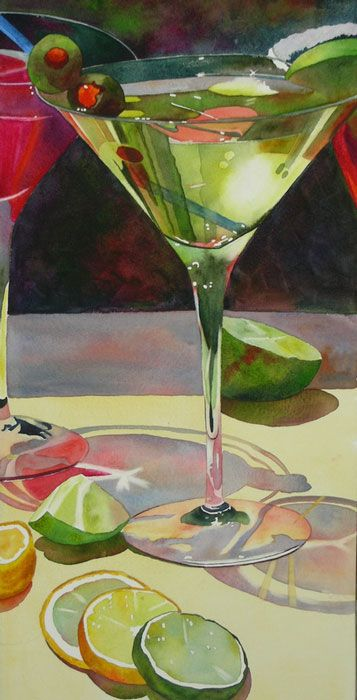 129 best artist anne abgott images on pinterest for Paint and cocktails