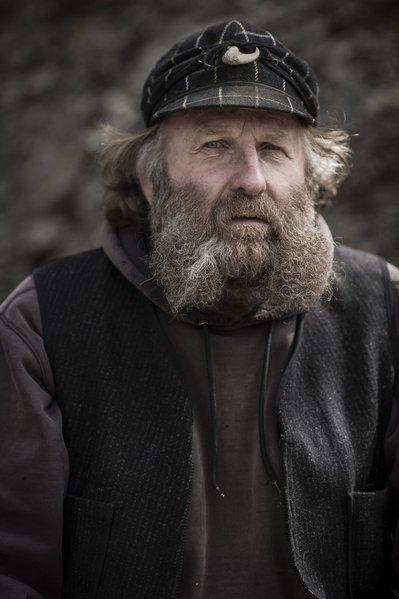 Rich Lewis Mountain Man Men Tv Man Photo