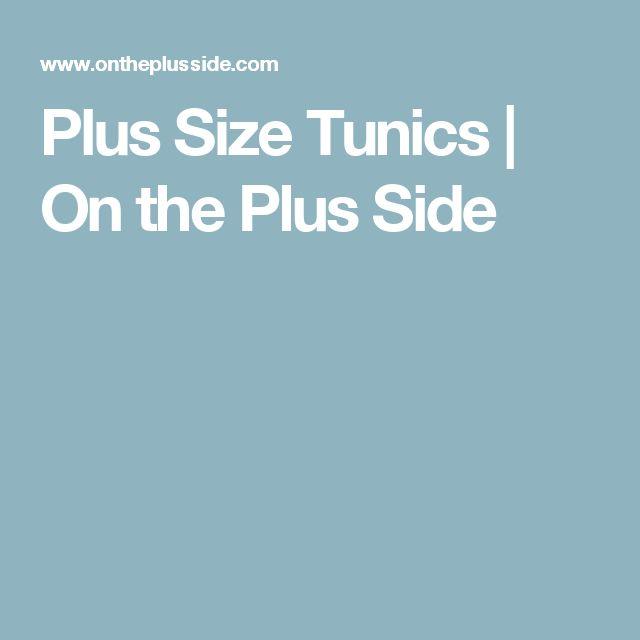 Plus Size Tunics  | On the Plus Side