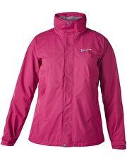 #Berghaus Womens Light Hike Hydroshell Jacket - Dark Cerise #Reinventing the lightweight, waterproof jacket, Berghaus presents the Womenandapos;s Light Hike Hydroshell jacket