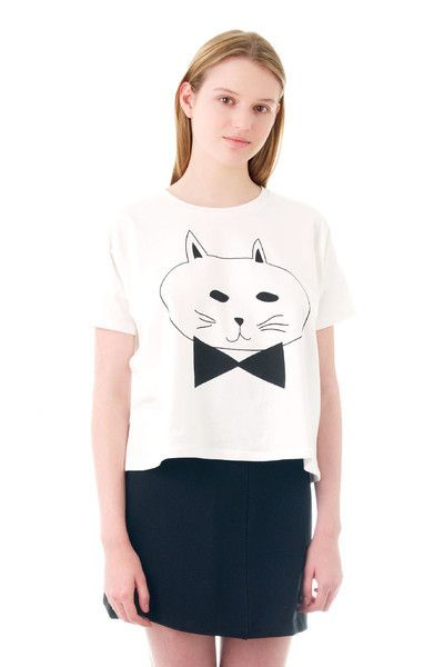 #gatto #tshirt #kling #cat