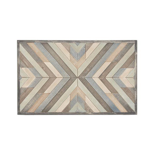 Rustic Chevron Framed Graphic Art Print On Wood In Gray Beige Features A Rectangular Stained Brown Wo Chevron Wall Art Chevron Picture Chevron Picture Frames