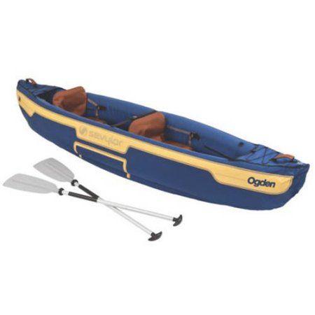 Coleman Ogden 2-Person Canoe Combo - Walmart.com