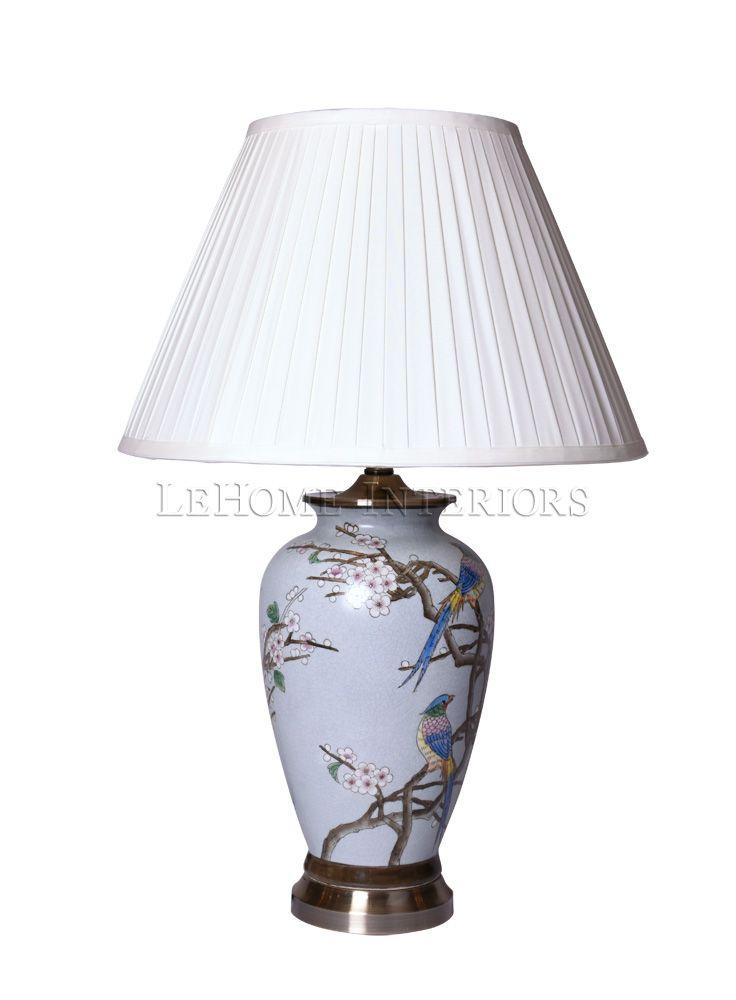 Лампа настольная  F246
