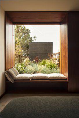 Venice House « Sebastian Mariscal Studio window seat