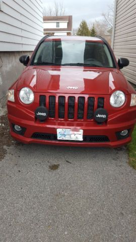 2009 Jeep Compass Rallye SUV, Crossover | used cars & trucks | Markham / York Region | Kijiji