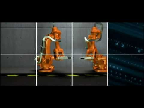 ABB Robotics - 10 most popular applications for robots - YouTube