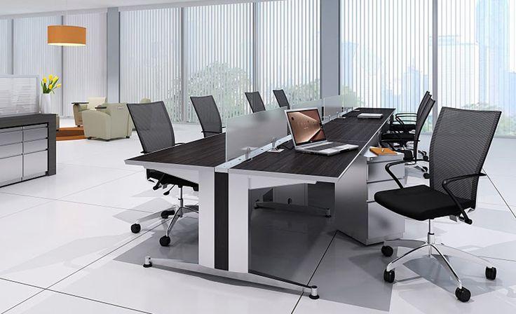 Office Desks Ergonomic Desks Modern Office Desk By