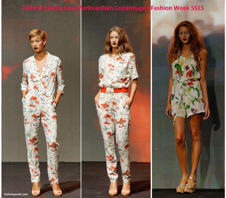 Copenhagen Fashion Week SS15 Edith&Ella